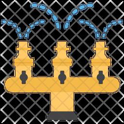 Tab Connector Icon