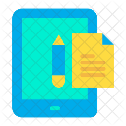 Tab Study Note Icon