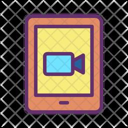 Tab Video Icon