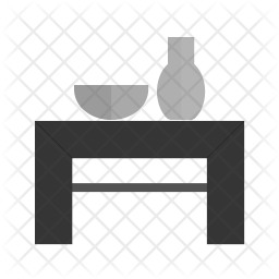 Table Decoration Icon