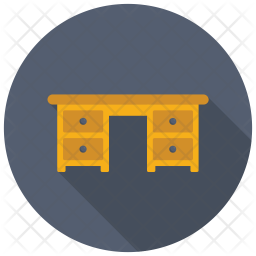 Table Drawers Icon