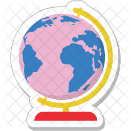 Table Globe Icon Of Flat Style Available In Svg Png Eps Ai Icon Fonts