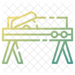 Table Saw Icon