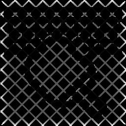 Table-tennis Line Icon