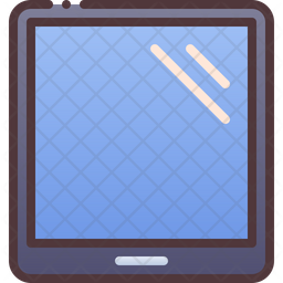 Tablet Icon Of Gradient Style Available In Svg Png Eps Ai Icon Fonts