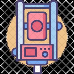 Tacheometer Icon