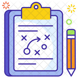 Tactical Planning Icon