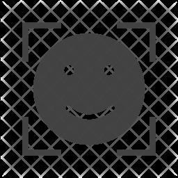 Tag faces Icon