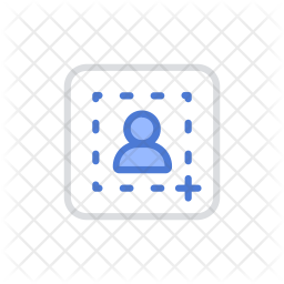 Tag friend Colored Outline Icon