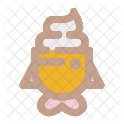 Taiyaki Icon