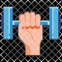 Take Exercise Icon