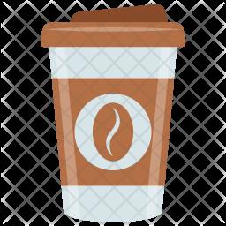 Takeaway Coffee Icon