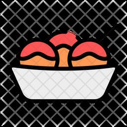 Takoyaki Icon