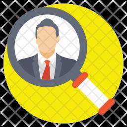 Talent Hunt Flat Icon