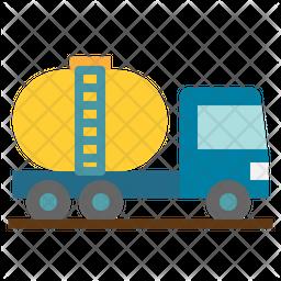 Tanker Truck Icon