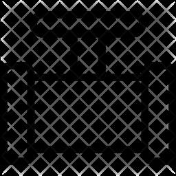 Tap Line Line Icon