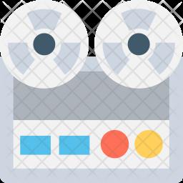 Tape Recorder Icon
