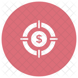 Target Glyph Icon