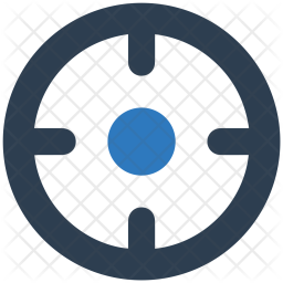 Target, Aim, Aspirations, Business, Goal, Crosshair, Tracking Icon
