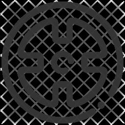 Target, Aim, Business, Goal, Crosshair, Market, Purpose Icon png