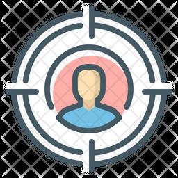 Target Customer Icon