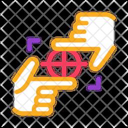 Target Focusing Icon