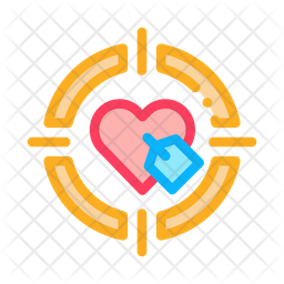 Target Heart Icon