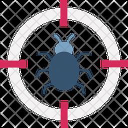 Target Virus Icon
