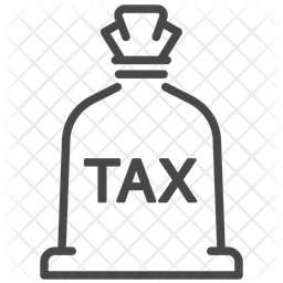Tariff Tax Icon