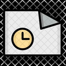 Task Deadline Icon