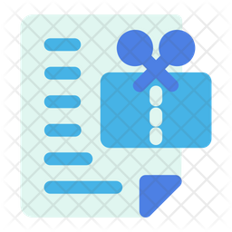 Tax Letter Icon
