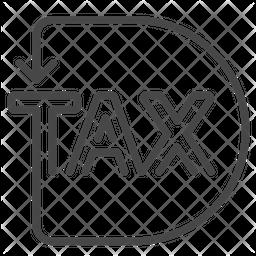 Tax Returns Icon