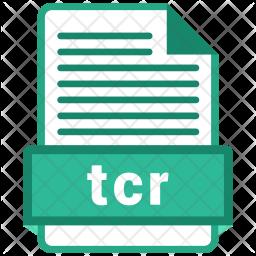 Tcr file Icon
