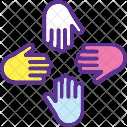 Team Participation Icon
