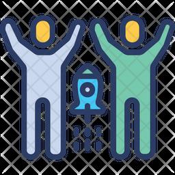 Team Startup Icon