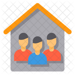 Teamwork Icon Of Flat Style Available In Svg Png Eps Ai Icon Fonts