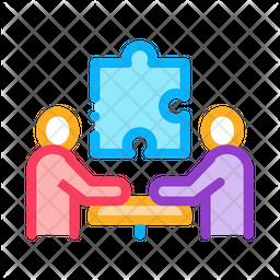 Teamwork People Icon
