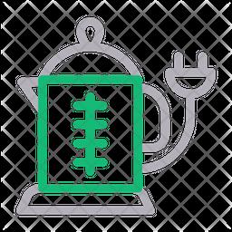Teapot Line Icon