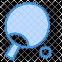 Teble tennis Dualtone Icon