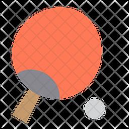 Teble tennis Flat Icon
