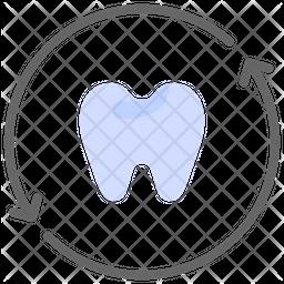 Teeth recheck Icon