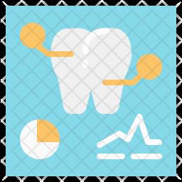 Teeth report Icon