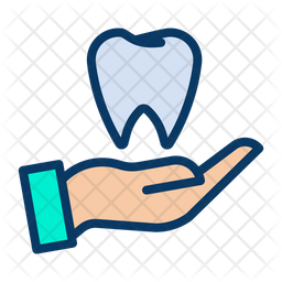 Teeth Save Icon
