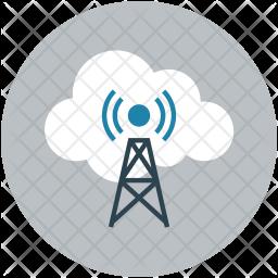 Telecommunication  tower Icon