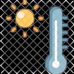 Temperature Flat Icon