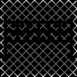 Tennis Net Icon