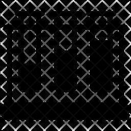 Test-tube Glyph Icon