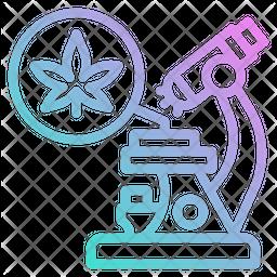 Tetrahydrocannabinol Icon
