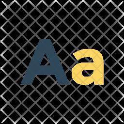 Text Icon
