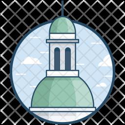 The Cabildo Icon